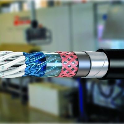 Flexible installation cables EPOX for oil and gas industry from the largest manufacturer of OJSC «PE «PODOLSKKABEL»
