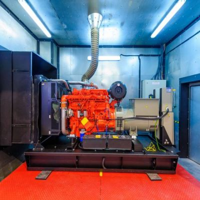 Leading gensets producer
