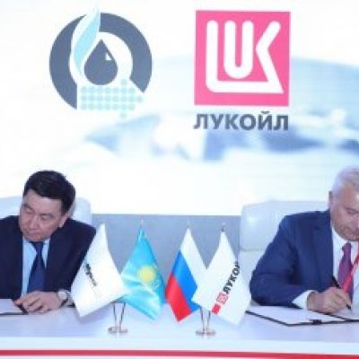 I-P-2 Heads of Agreement signed between KMG and LUKOIL